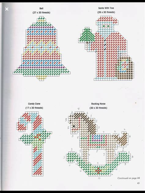christmas patterns plastic canvas 30 best christmas plastic canvas patterns images on