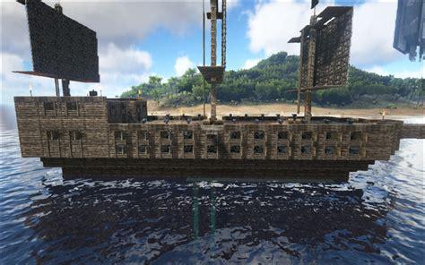 ark my boat is stuck steam community fyyshman arkitect boat