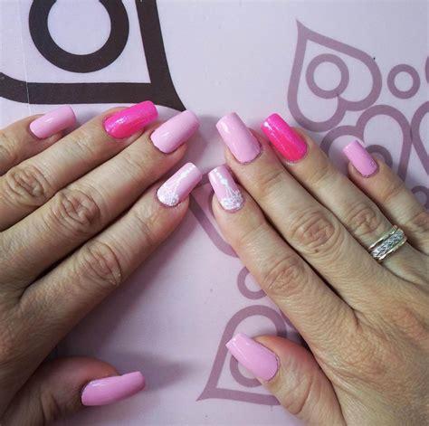 imagenes de uñas pintadas en color rosa 170 u 209 as decoradas rosa u 209 as decoradas nail art