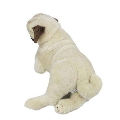 Animal Kaos pug fawn soft plush 16 quot 40cm stuffed animal kaos