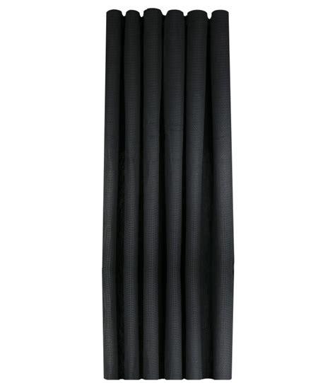 rideaux de en tissu noir nid d abeille 180 x 200cm