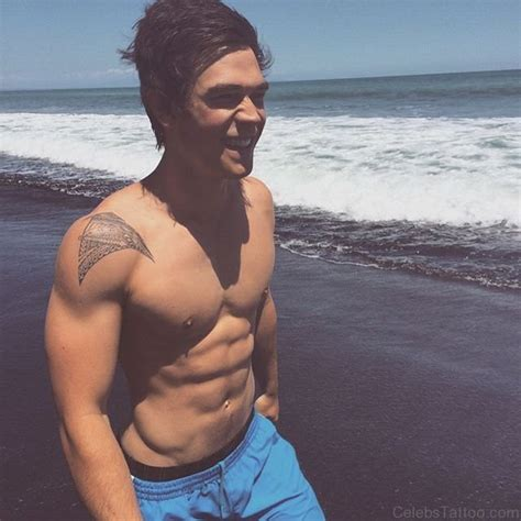 nice k j apa tattoo jpg 640 215 640 kj apa 1 of 4
