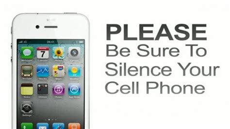 Erokawize Your Cell Phone by Silence Your Cell Phone Terry Sermonspice