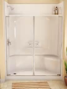 Fiberglass shower enclosures home design ideas