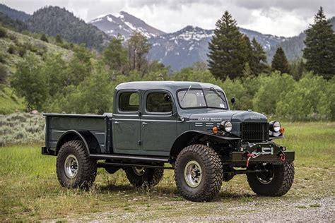 powerwagon for sale 1952 dodge power wagon for sale 1854572 hemmings motor news