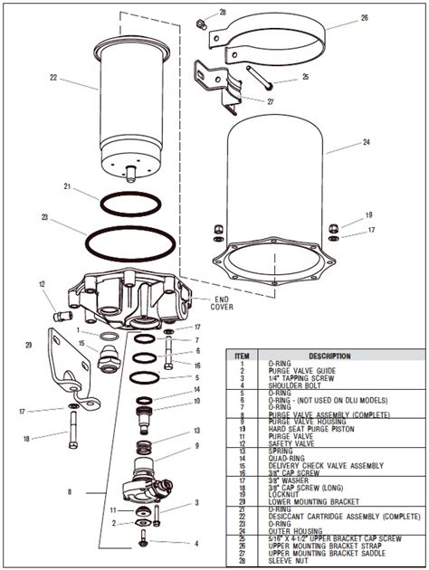 bendix air dryer diagram air dryer diagram air free engine image for user manual