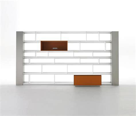 libreria b b flat c shelving from b b italia architonic