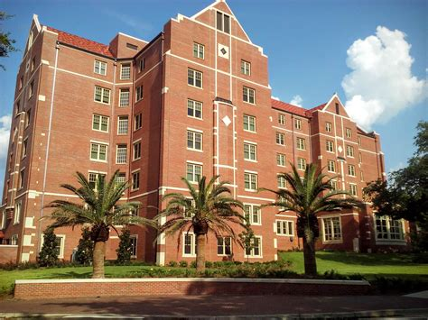 fsu housing florida state university