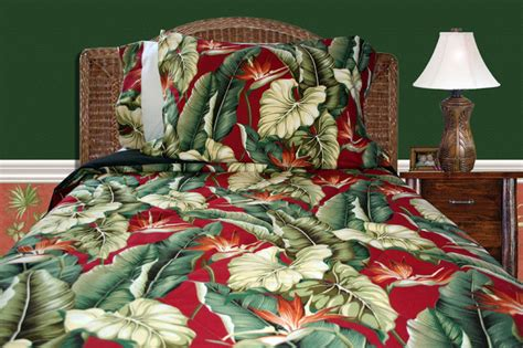 dean miller bedding birds of paradise bedding tropical quilts and quilt