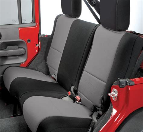 Jeep Jk Seat Covers Rugged Ridge 13265 09 Rugged Ridge Custom Fit Neoprene