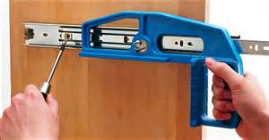 kreg 174 drawer slide mounting tool valley tools