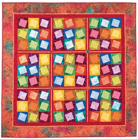 Sudoku Quilt Pattern Free by Martingale Sudoku Quilts Ebook