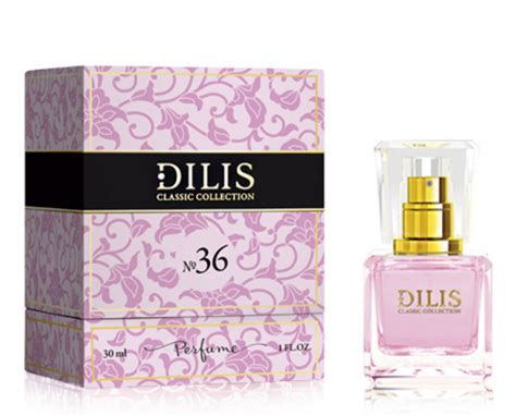Parfum Classic dilis classic collection no 36 dilis parfum perfume a new fragrance for 2016