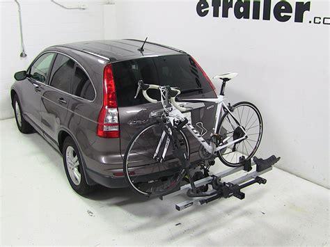 thule 916xtr t2 hitch bike rack for 2 hitches platform
