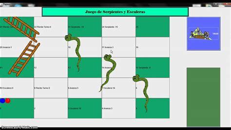 serpientes  escaleras youtube