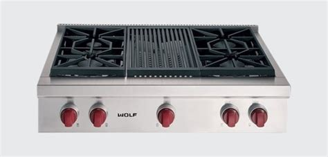 Wolf 36 Gas Cooktop Price Are Wolf Gas Range Tops Worth The Price