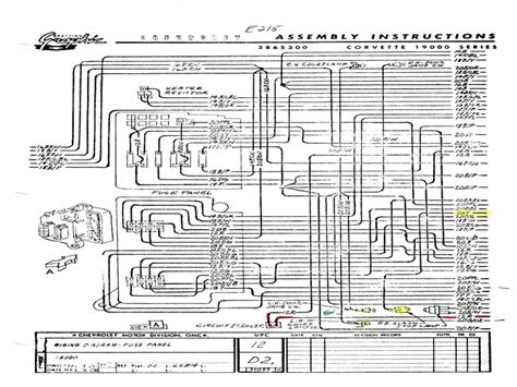 c5 corvette fuse diagram free wiring diagrams