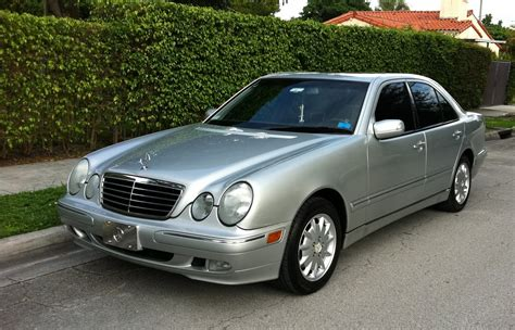 review mercedes benz e320 2001 allgermancars net