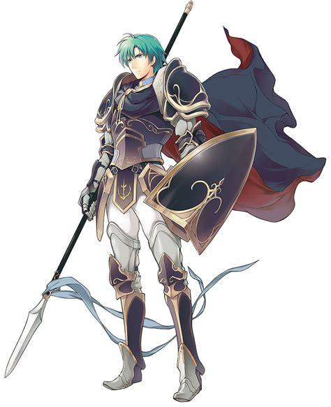ephraim characters amp art fire emblem awakening