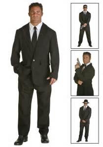 plus 007 black suit costume men in black costume ideas