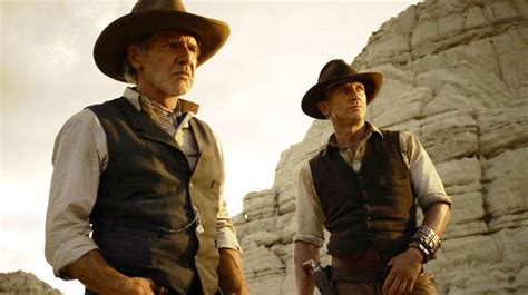 film cowboy recent cowboys aliens star harrison ford most special
