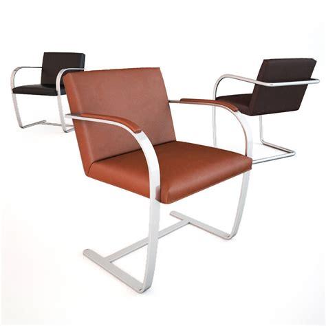 knoll brno chair dimensions knoll brno chair collection 3d model max obj fbx