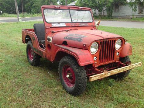 1953 Willys Jeep 1953 M38a1 Willys Jeep Kansas 2