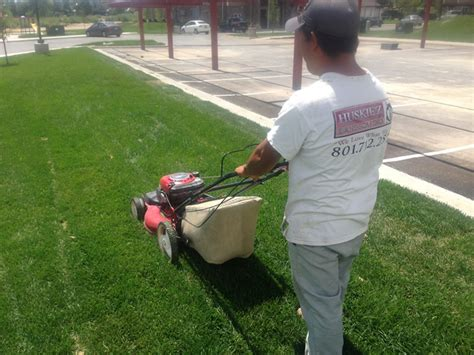 a to z landscaping salt lake city lawn maintenance huskie z landscaping