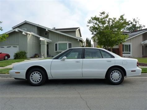 automobile air conditioning service 1997 oldsmobile 88 security system buy used 97 oldsmobile eighty eight ls 97k original miles 96 98 99 00 grandma s car in san