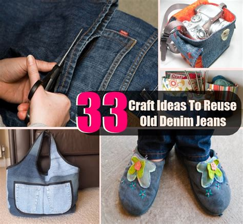 diy how to reuse your 33 top diy craft ideas to recycle and reuse denim