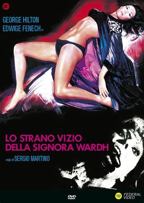 edwige fenech sotto la doccia lo strano vizio della signora wardh nuova edizione dvd
