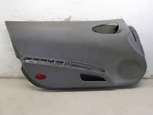 2003 Nissan 350z Parts And Accessories 2003 2004 Nissan 350z Oem Driver Door Panel Ebay