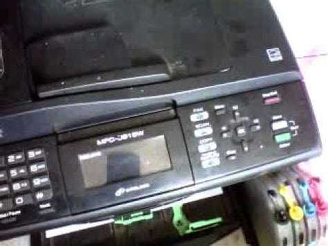 error brother dcp j125 printer ink absorber full signal brother dcp j125 unable to init4f relat 243 rio brother dcp