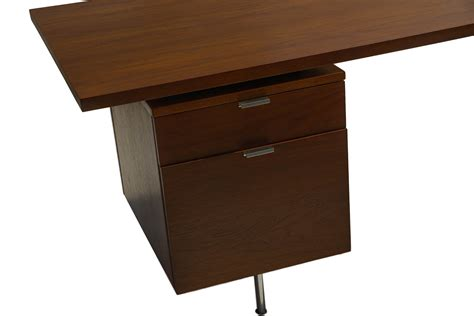 mid century modern executive desk mid century modern executive desk george nelson herman