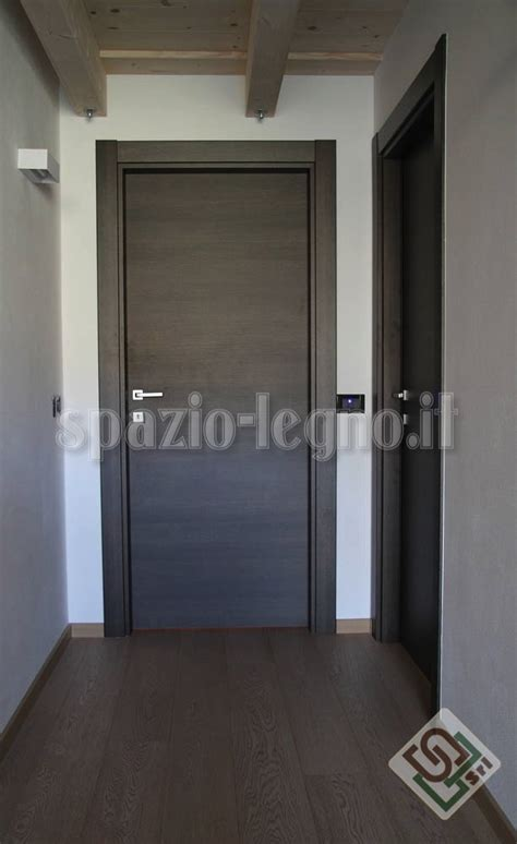 porte rovere grigio porte rovere per casa e locali pubblici porte garofoli e