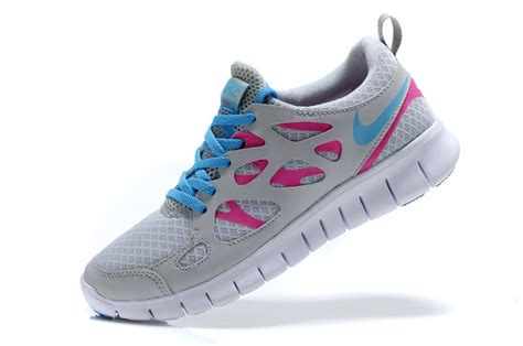 blue and pink nike running shoes grey blue pink nike free run 2 s running shoes 60
