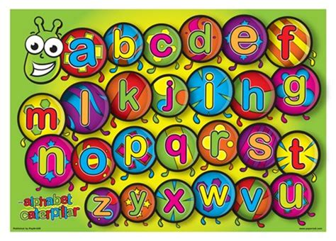 Wall Murals For Sale the alphabet caterpillar learn the alphabet in style