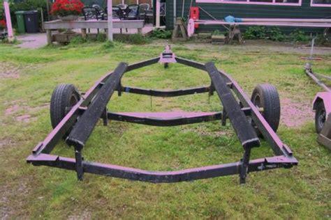 boottrailer inruilen boottrailers watersport advertenties in noord holland