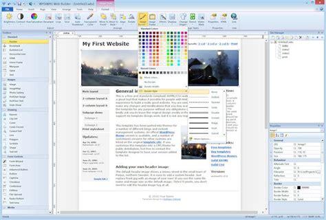 website builder software full version free download wysiwyg web builder free download full version