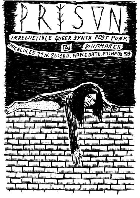 """El post punk """"queer feminist"""" de Prison este miércoles en"""