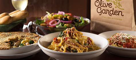 Lunch Specials Olive Garden - specials olive garden italian restaurant