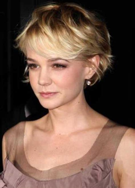 cute short haircuts  wavy hair short hairstyles