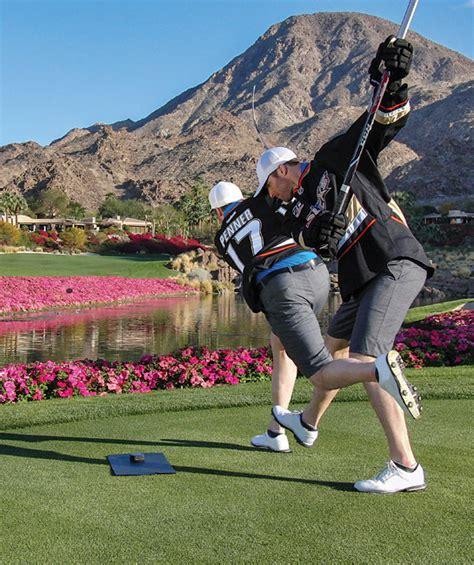 hockey golf swing slapshot golf tips magazine