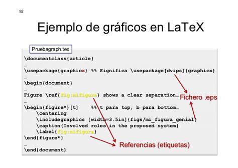latex eps tutorial curso latex uam 2012