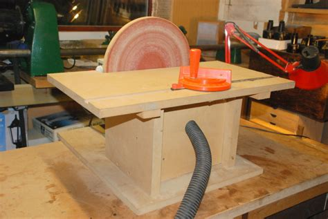 diy bench sander homemade disk sander or something else general