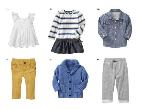 baby gap clothes gloss