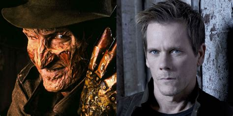 Fredy Kruger robert englund wants kevin bacon to play freddy krueger