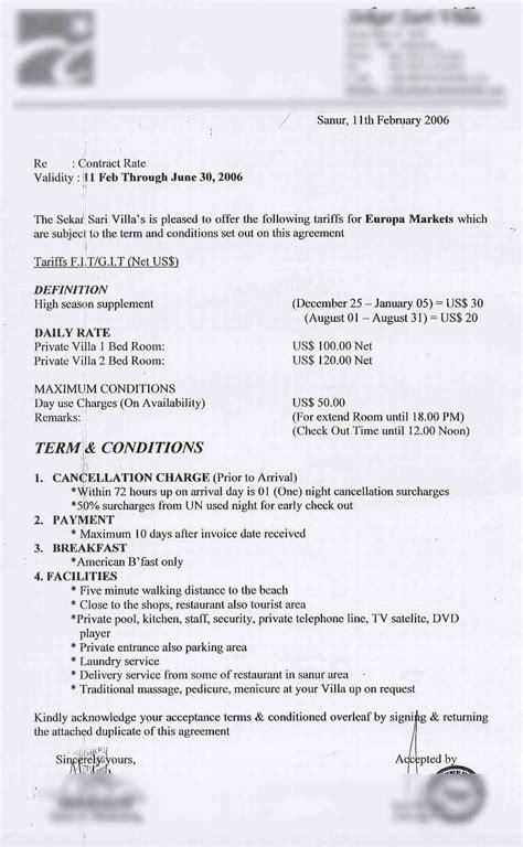 Surat Perjalanan Bisnis by Contoh Bisnis Plan Pariwisata Contoh 193