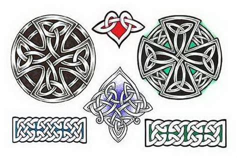 Knot Designs - more celtic knot tattoos designs 5559093 171 top