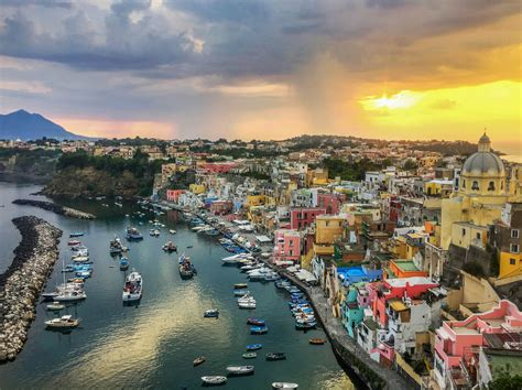 a procida procida the secret island in the bay of naples